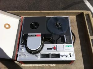 sony videocorder