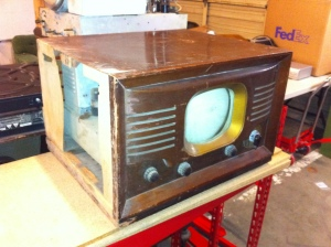 automatic TV-707 restoration