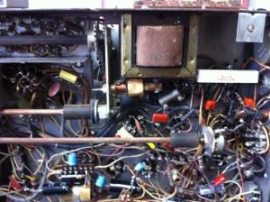 zenith porthole chassis restoration