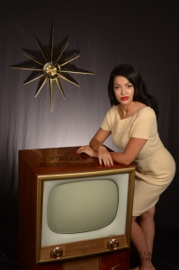 50s stellar tv retro advertising vintage rockabilly fifties 7pinup