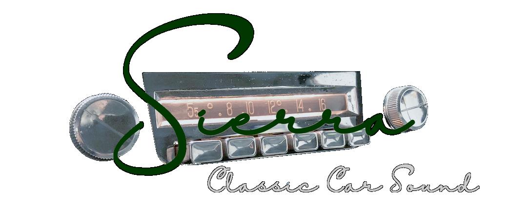 Sierra Classic Car Sound